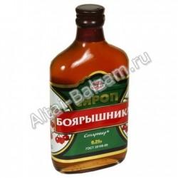 «Сироп боярышника», 0.25 л