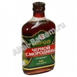«Сироп смородины черной», 0.25 л