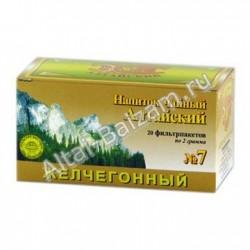 """Напиток чайный в фильтропакетах """"Алтайский"""" N7 - """"Желчегонный"""""""