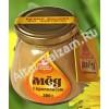 Мед натуральный с прополисом, 300 гр