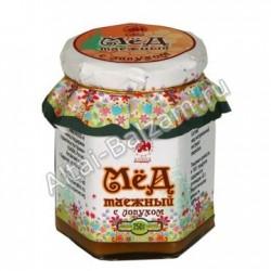Мед таежный с лопухом, 0.25 кг