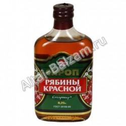 «Сироп рябины красной», 0.25 л